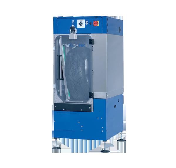 Modulare Radwaschmaschine